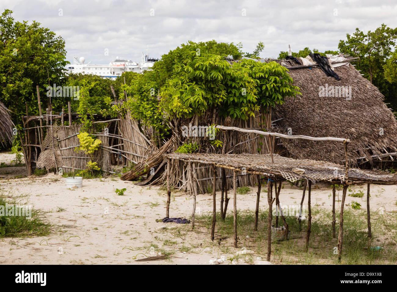 África, Mozambique, Ihla das Rolas. Imagen De Stock