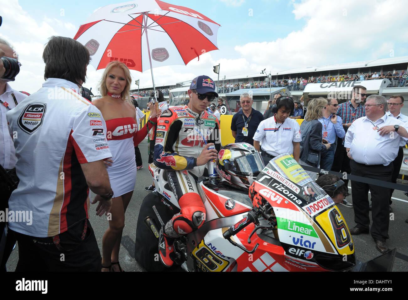 Circuito Sachsenring : El circuito de sachsenring en anécdotas