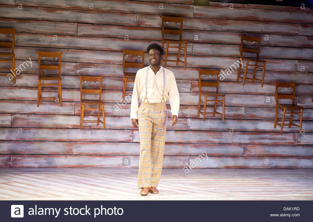 El Color Púrpura, un musical basado en la novela de Alice Walker ...