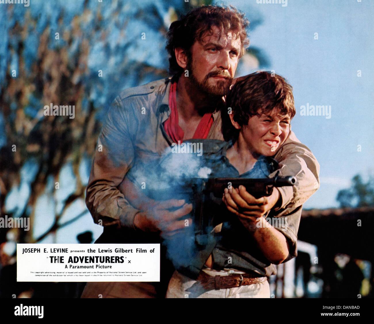 Los aventureros (1969) Lewis Gilbert (DIR) 74d99626017