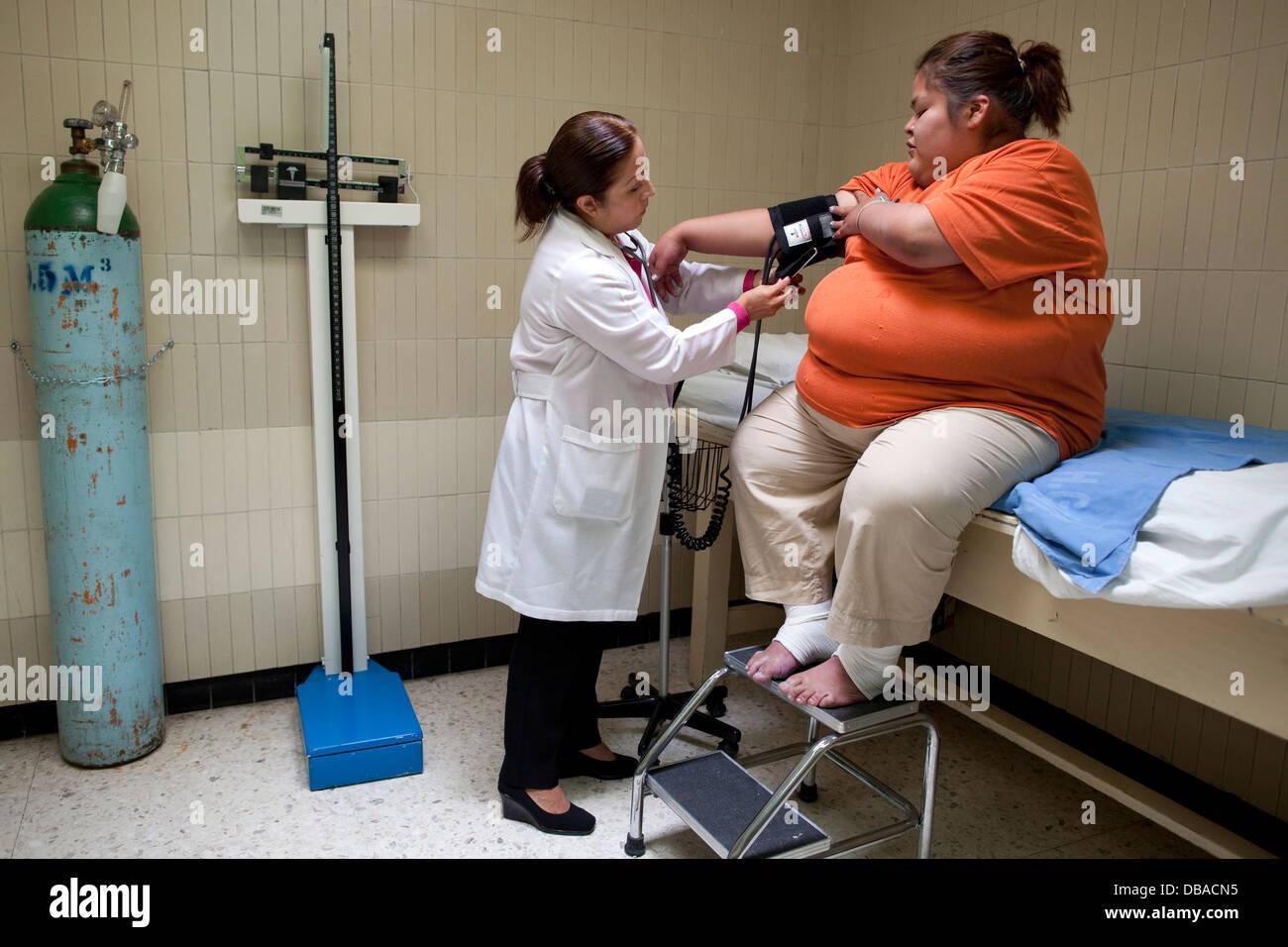 Obesidad en México Imagen De Stock