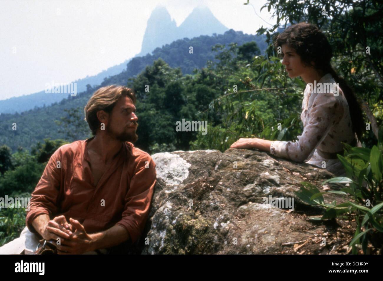 Victoria (1996) fuga para o amor (alt), Willem Dafoe, Irene Jacobs, mark peploe (dir) colección moviestore Imagen De Stock