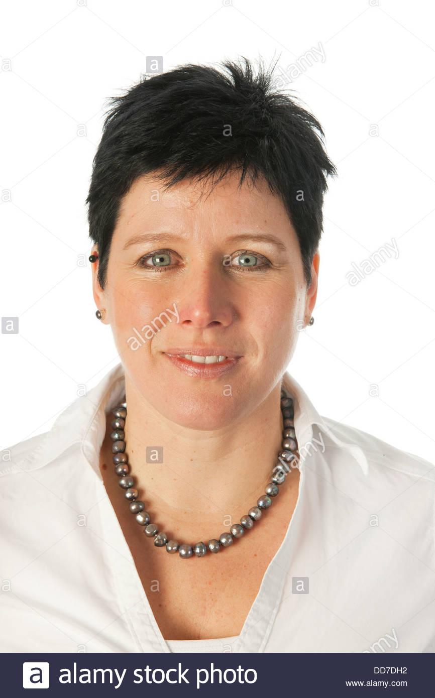 Mujer joven Imagen De Stock