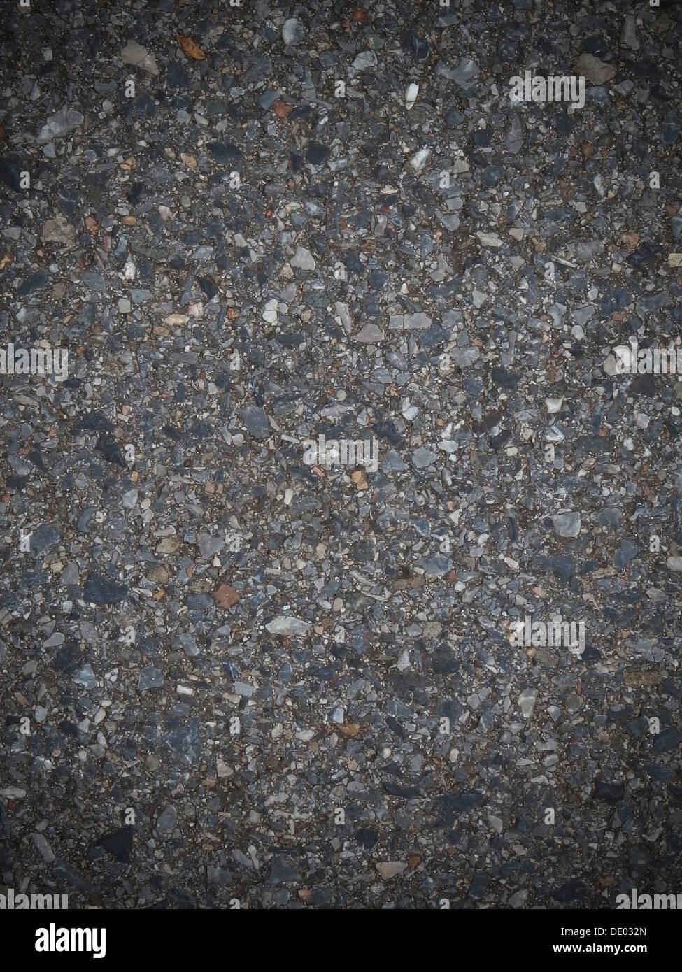 Fondos de texturas de asfalto Imagen De Stock