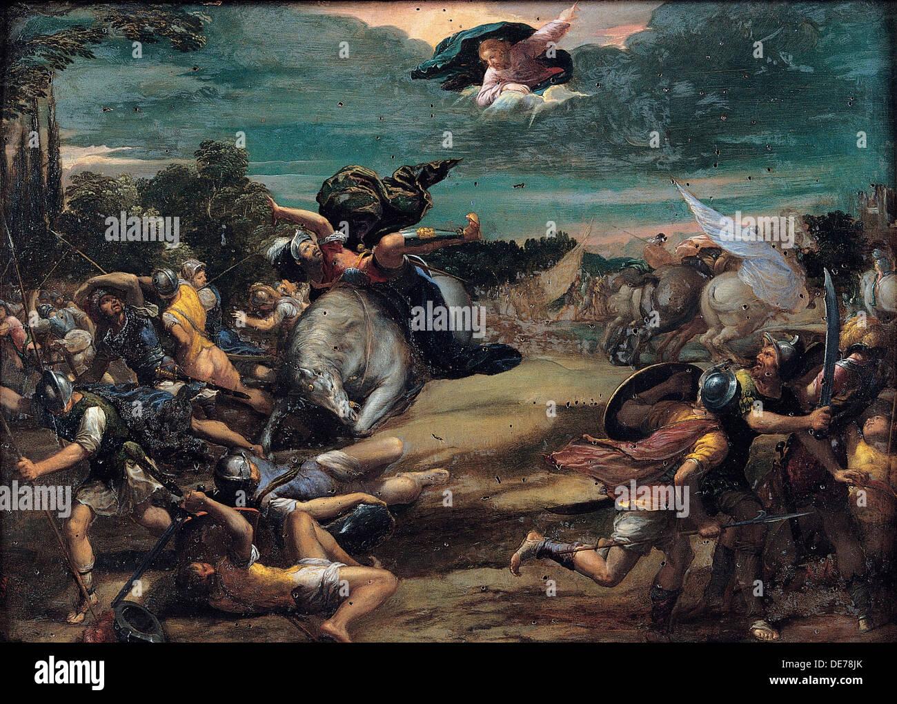 Único Saul En El Camino A Damasco Bosquejo - Enmarcado Para Colorear ...