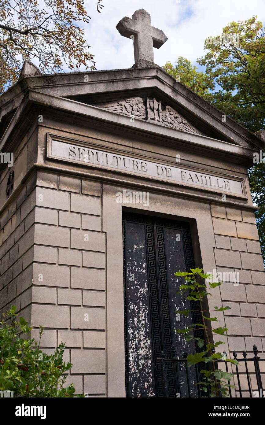 Cripta Familiar Fotos E Imágenes De Stock Alamy