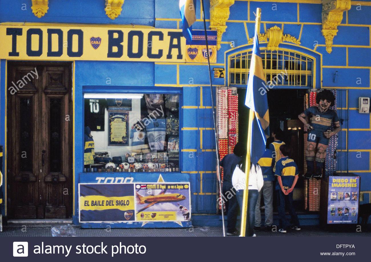 bb9cc2871c67f Equipo de fútbol Boca Juniors