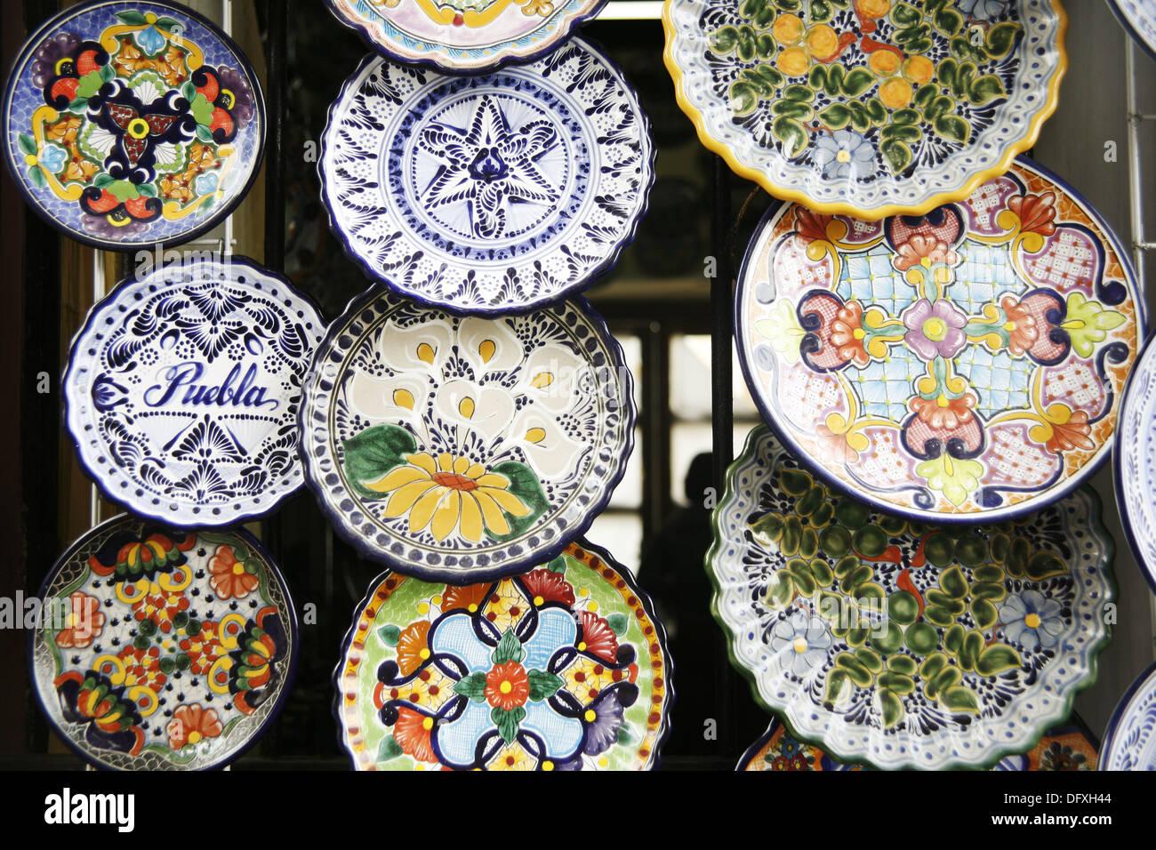 Talavera Artesania Puebla Imágenes De Stock Talavera Artesania