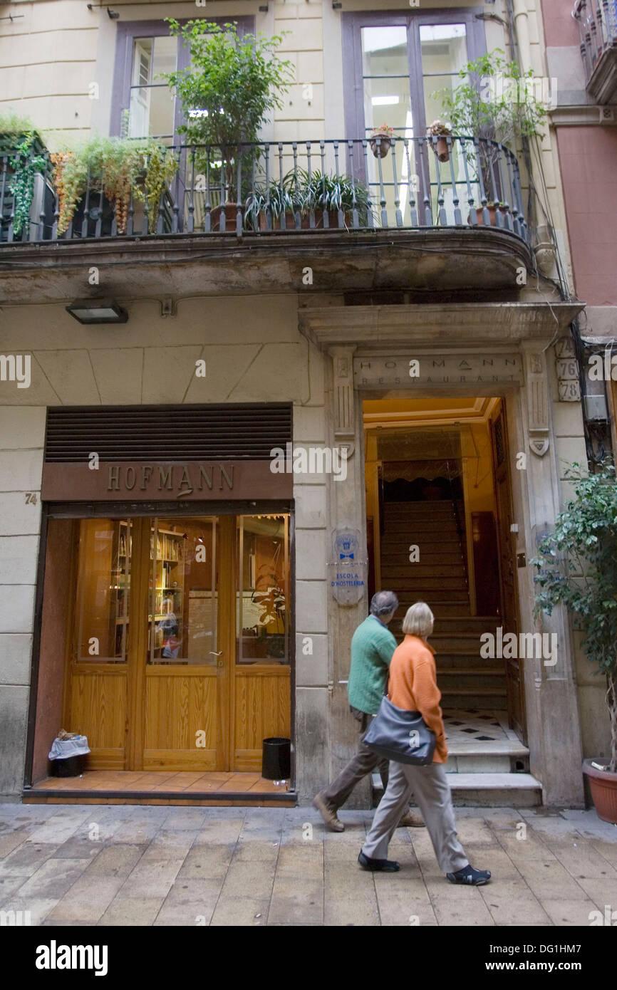 Escuela De Cocina Hoffman | Hofmann Restaurante Y La Escuela De Cocina Barcelona Cataluna