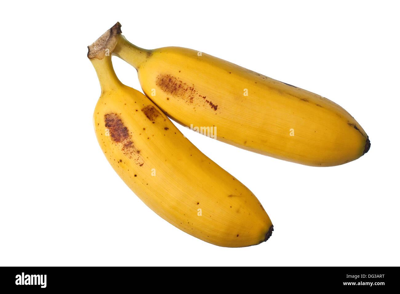 plátano Imagen De Stock