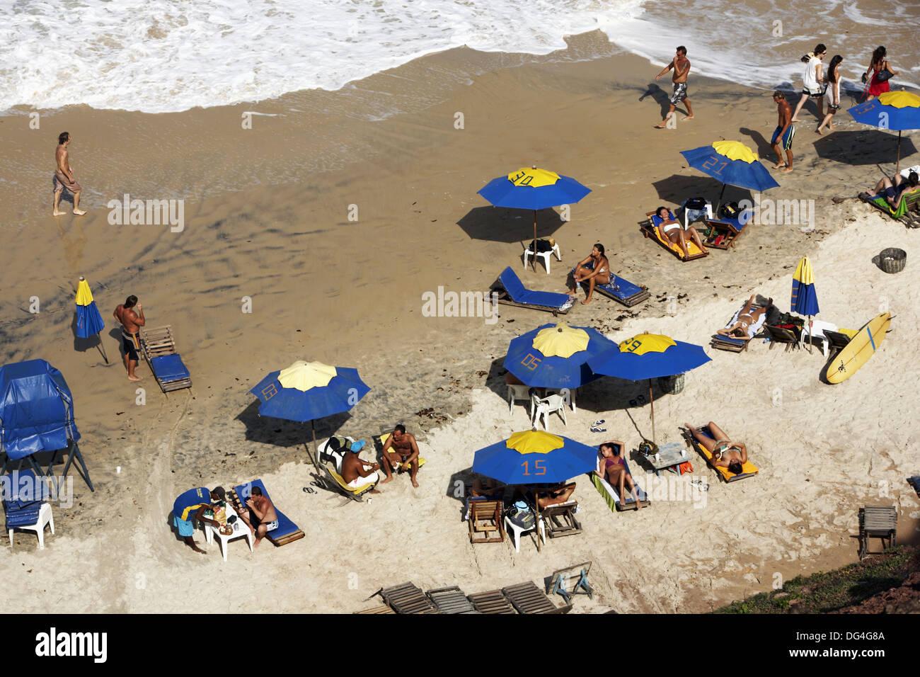 Praia do Amor, Pipa, Tibau do Sul, Rio Grande del Norte, Brasil Imagen De Stock