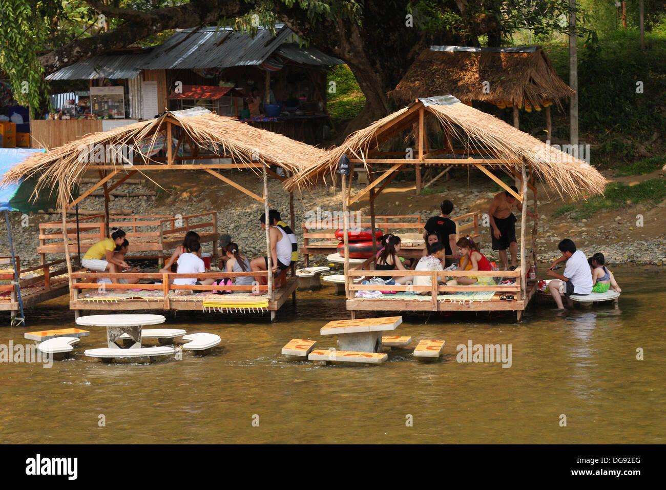 Laos Foto de stock