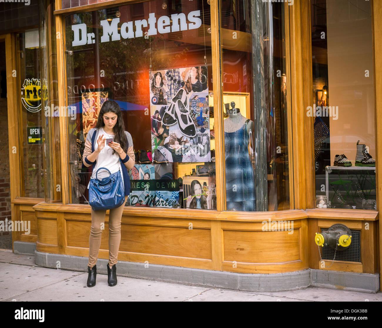 Dr Martens En Nueva York Comprar Online