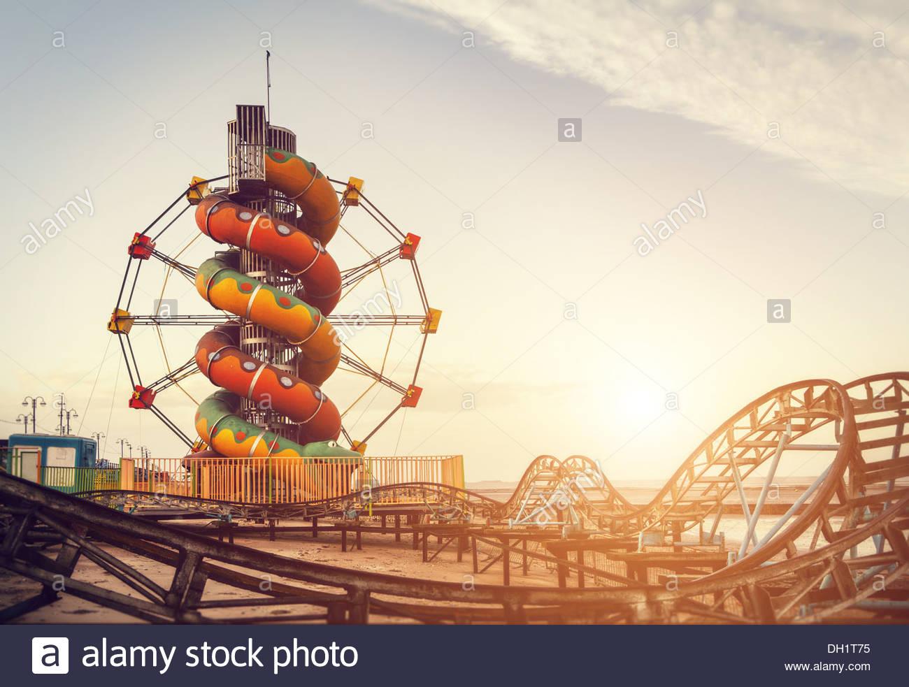 Feria del mar Imagen De Stock