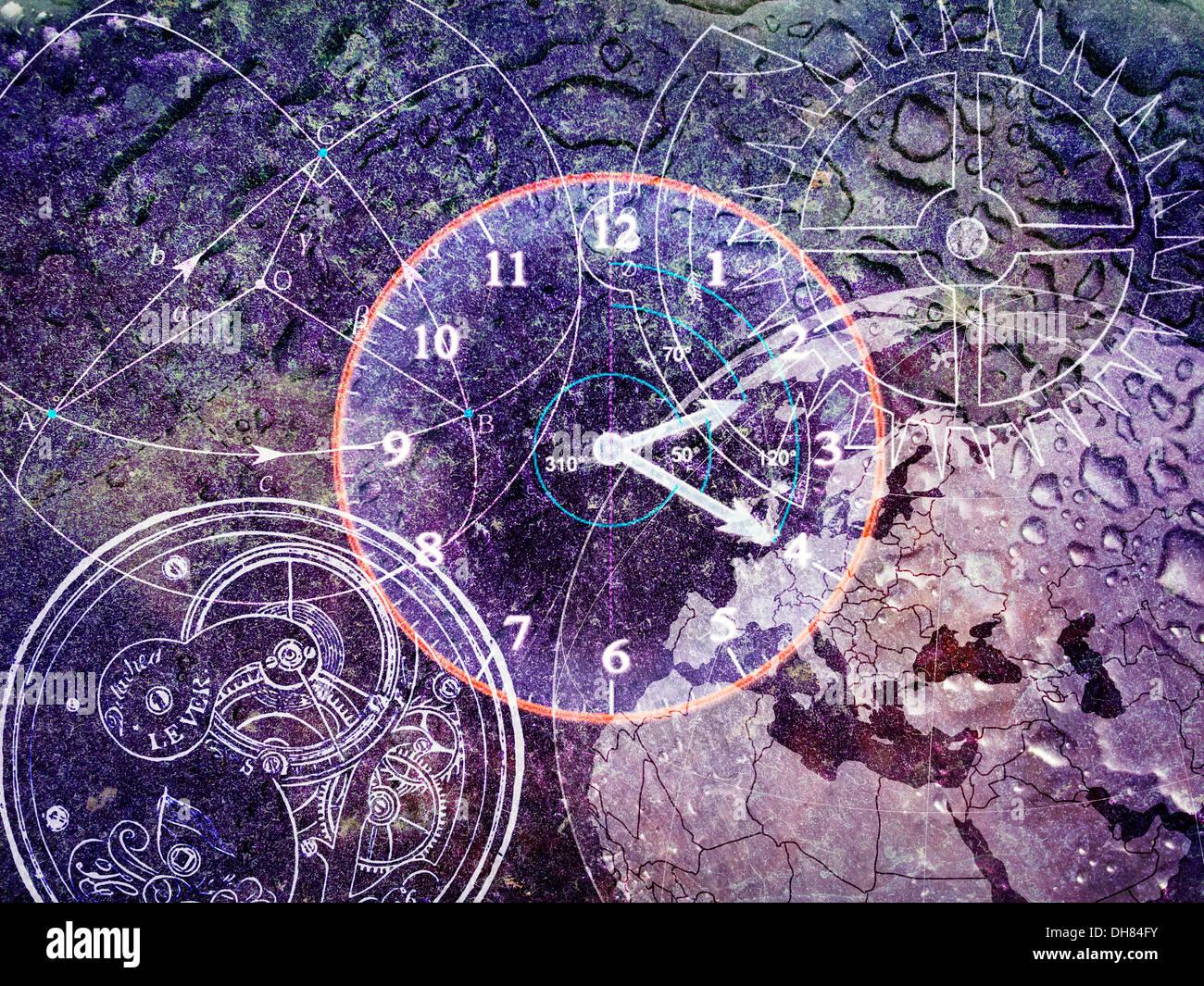tiempo Imagen De Stock