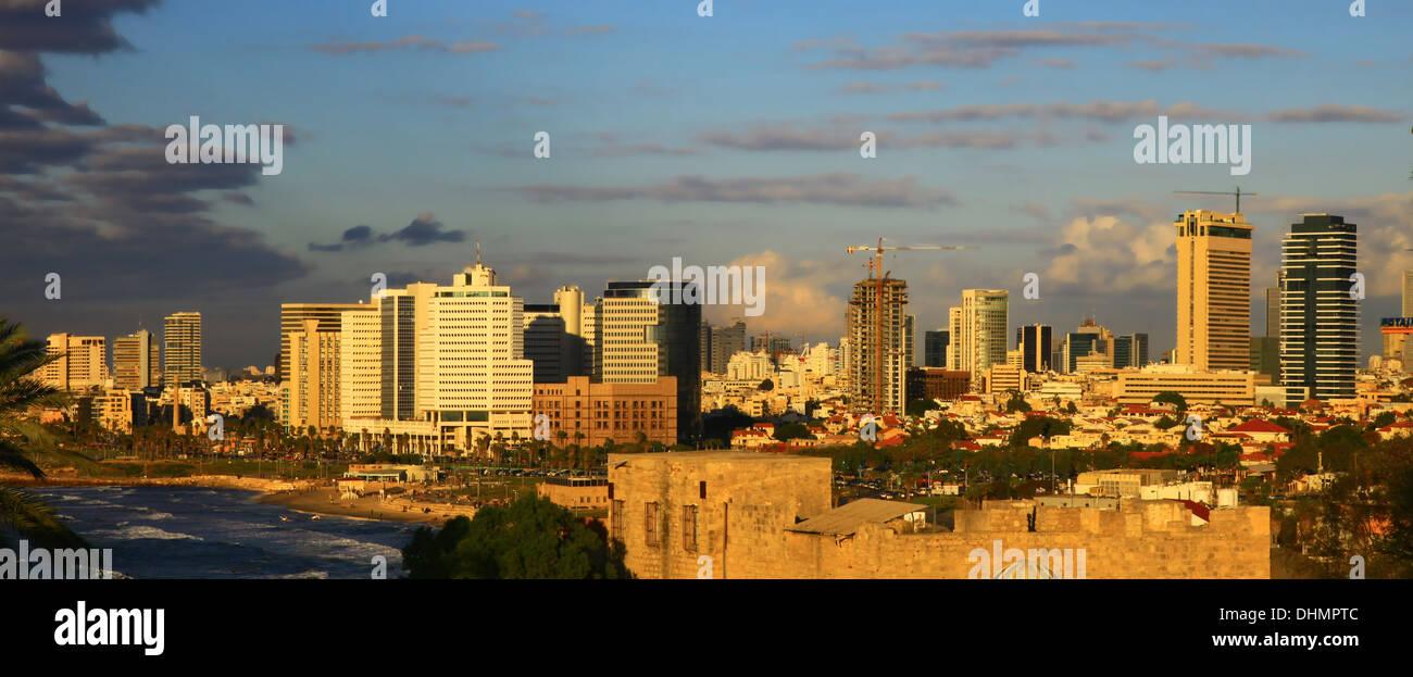 Tel Aviv Imagen De Stock