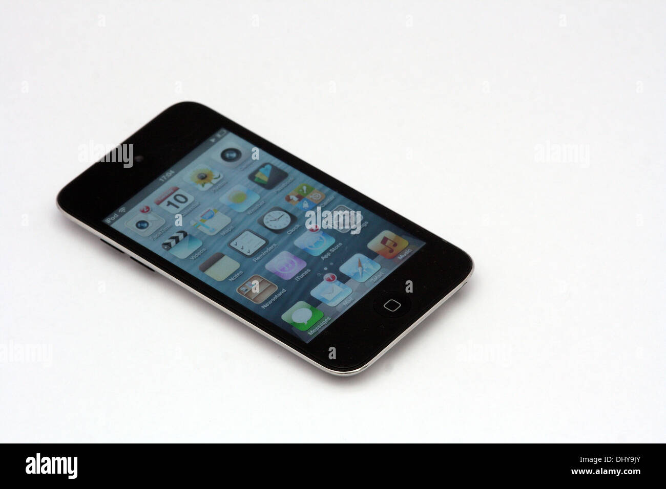 Un ipod touch de 4ª generación Foto & Imagen De Stock ...