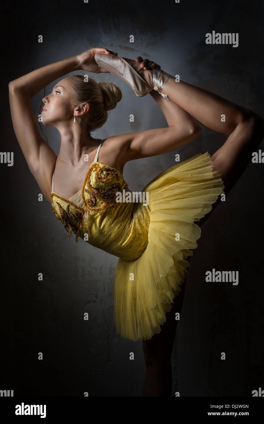 Bailarina Imagen De Stock