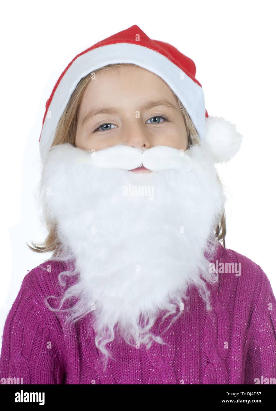 Santa Beard Imágenes De Stock & Santa Beard Fotos De Stock - Alamy