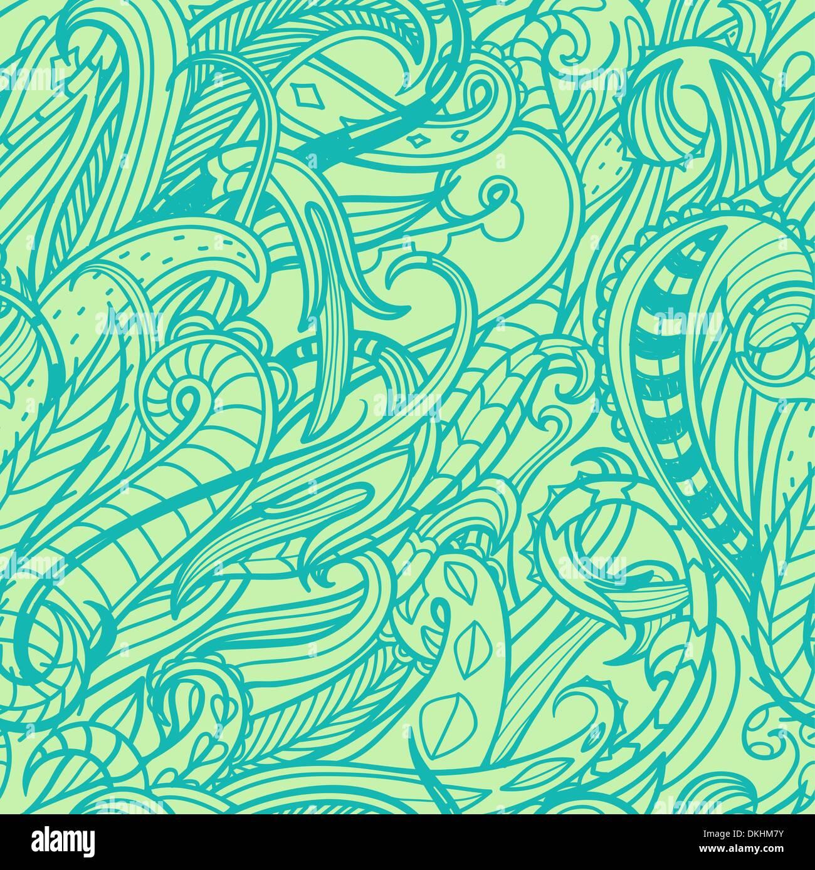 Abstract vector patrón perfecta Imagen De Stock