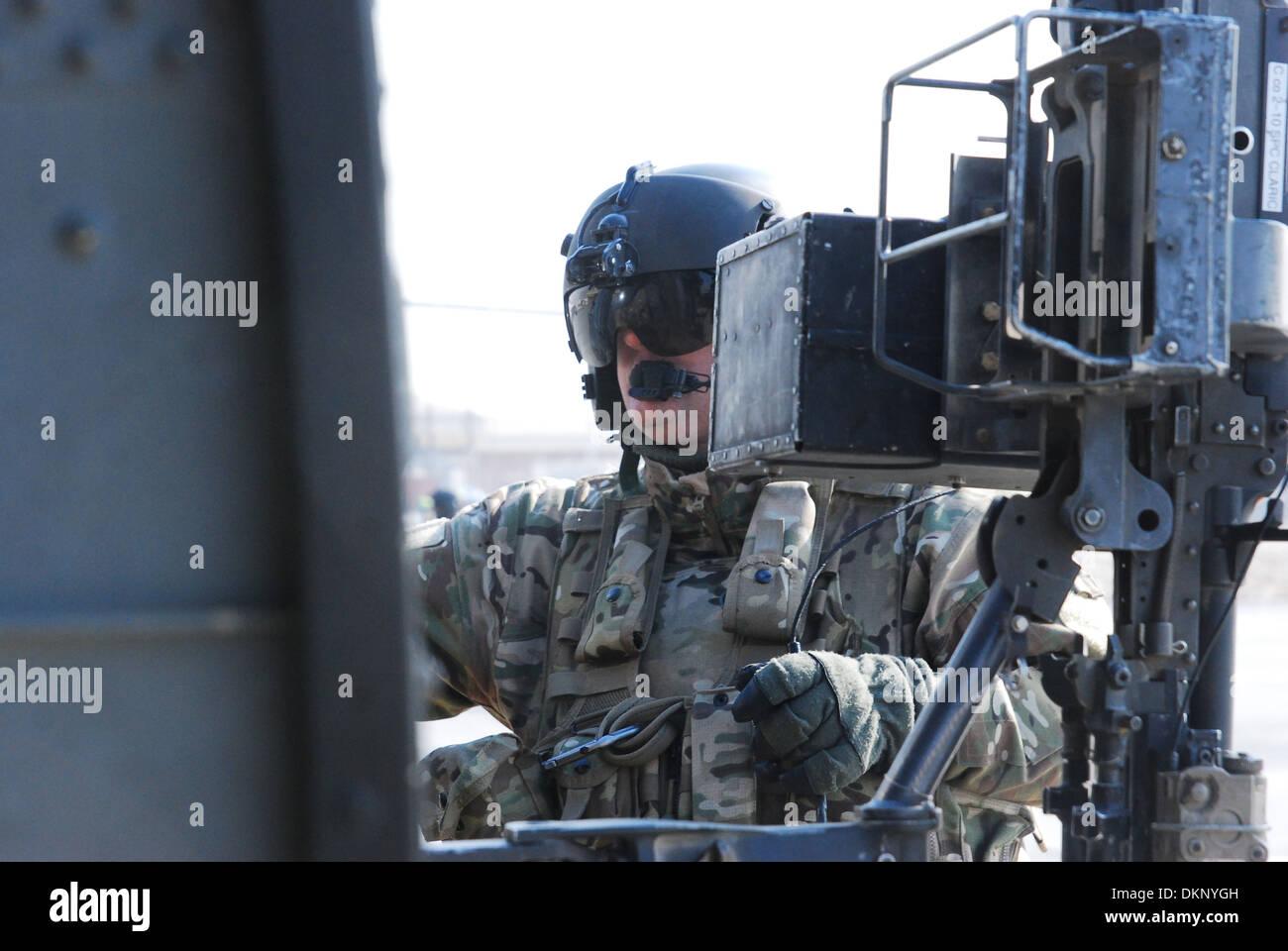 """El sargento primero. Bryan botas, el asesor senior de alistados de la compañía C """"señores de la guerra', segundo Foto de stock"""