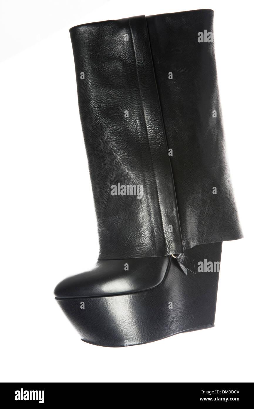 Diseño Zapatos calzado moda calzado Zapatos calzado cuero italiano talón 78902e