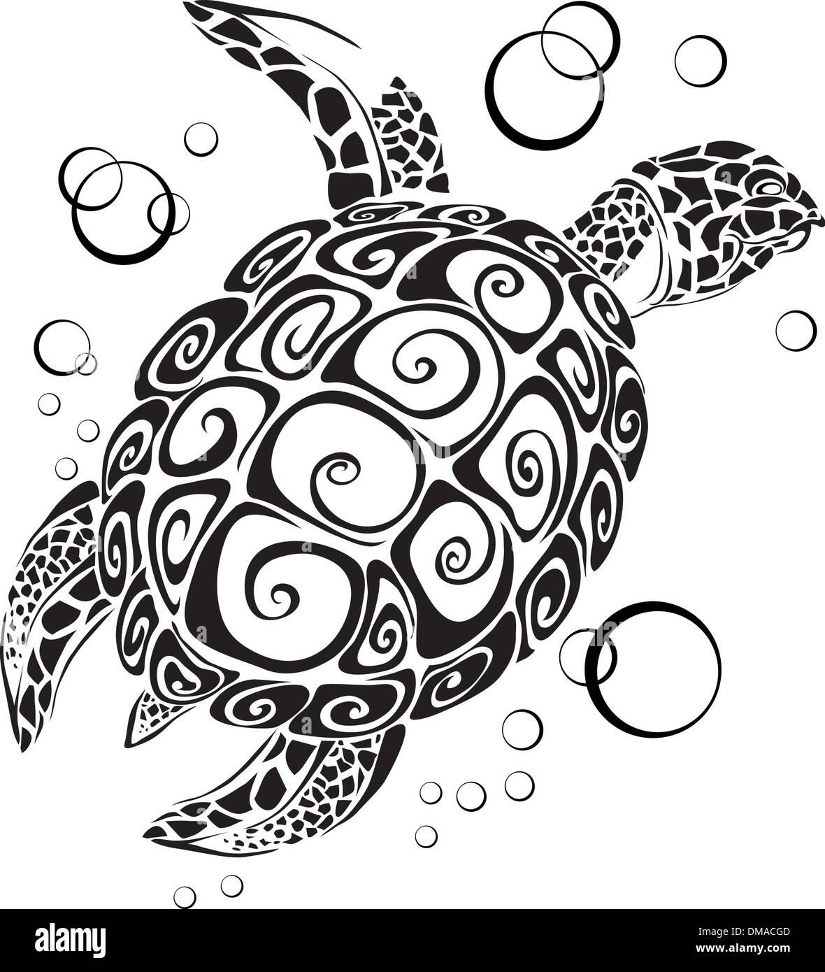 Tatuaje De Tortuga Imágenes De Stock Tatuaje De Tortuga Fotos De