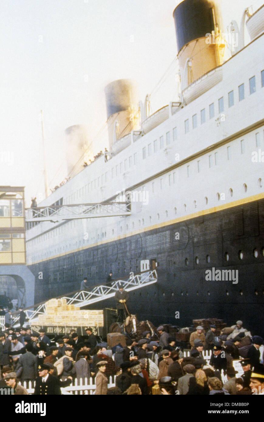 TITANIC 1997 Vigésimo Siglo Fox Film Imagen De Stock
