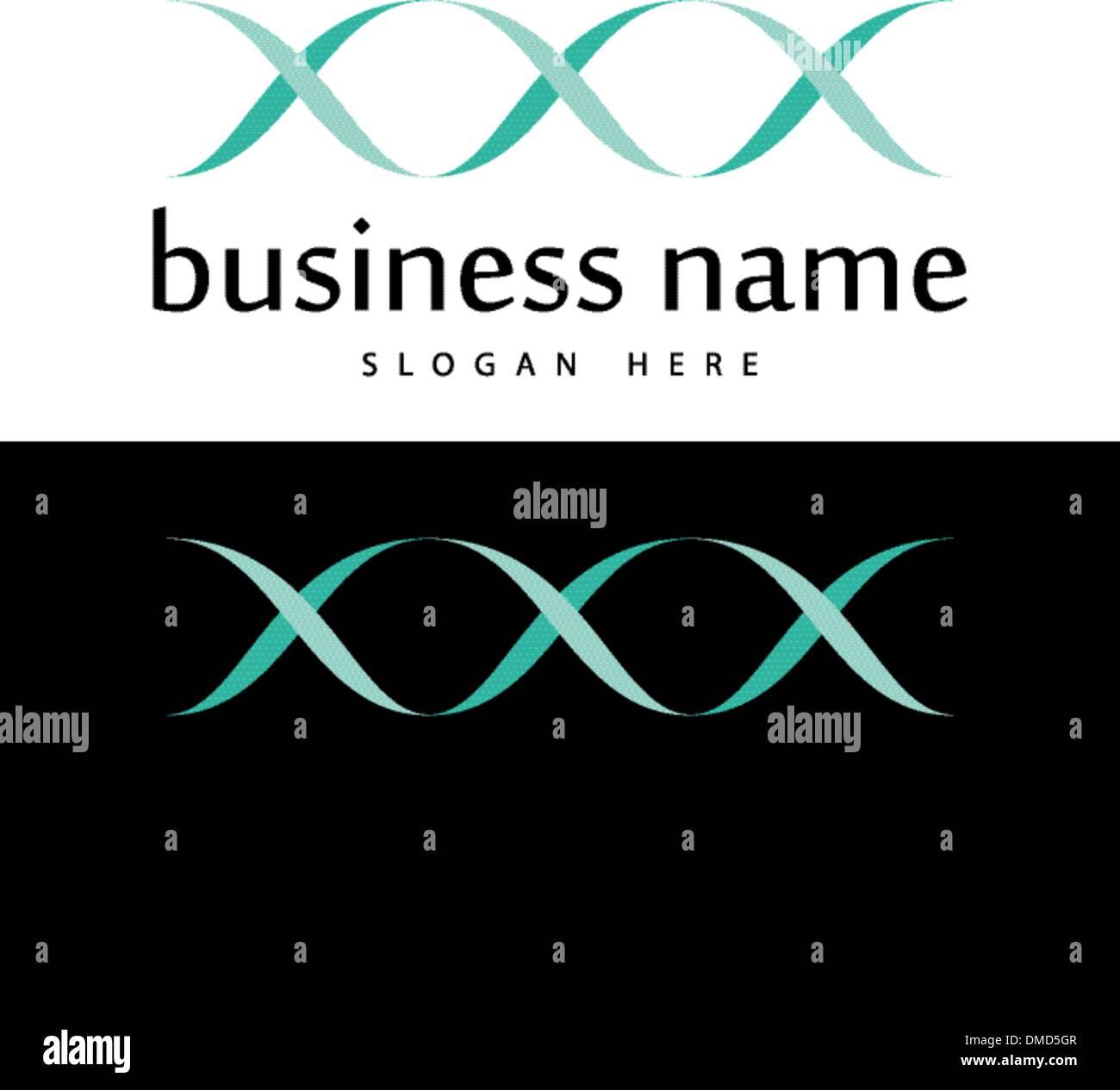 logo abstracto Imagen De Stock