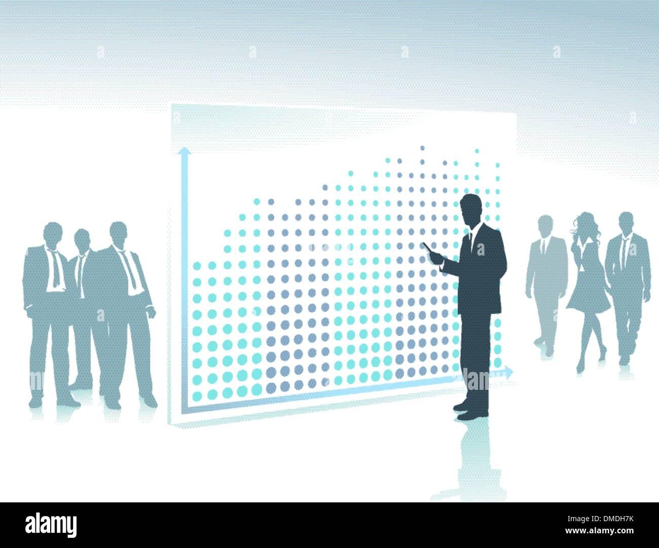 Éxito de registro Imagen De Stock
