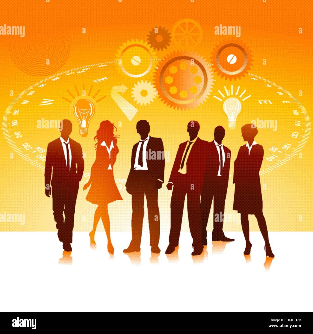 Ideas e innovación Imagen De Stock