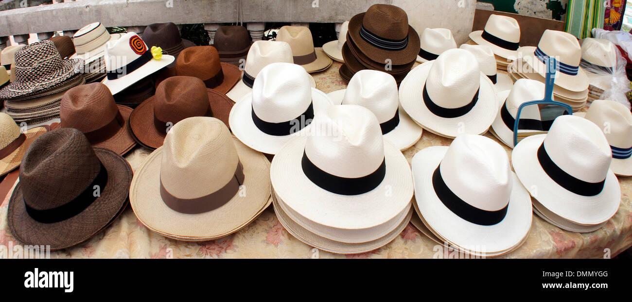 31fc06a6362e3 Jipijapa Hat Imágenes De Stock   Jipijapa Hat Fotos De Stock - Alamy