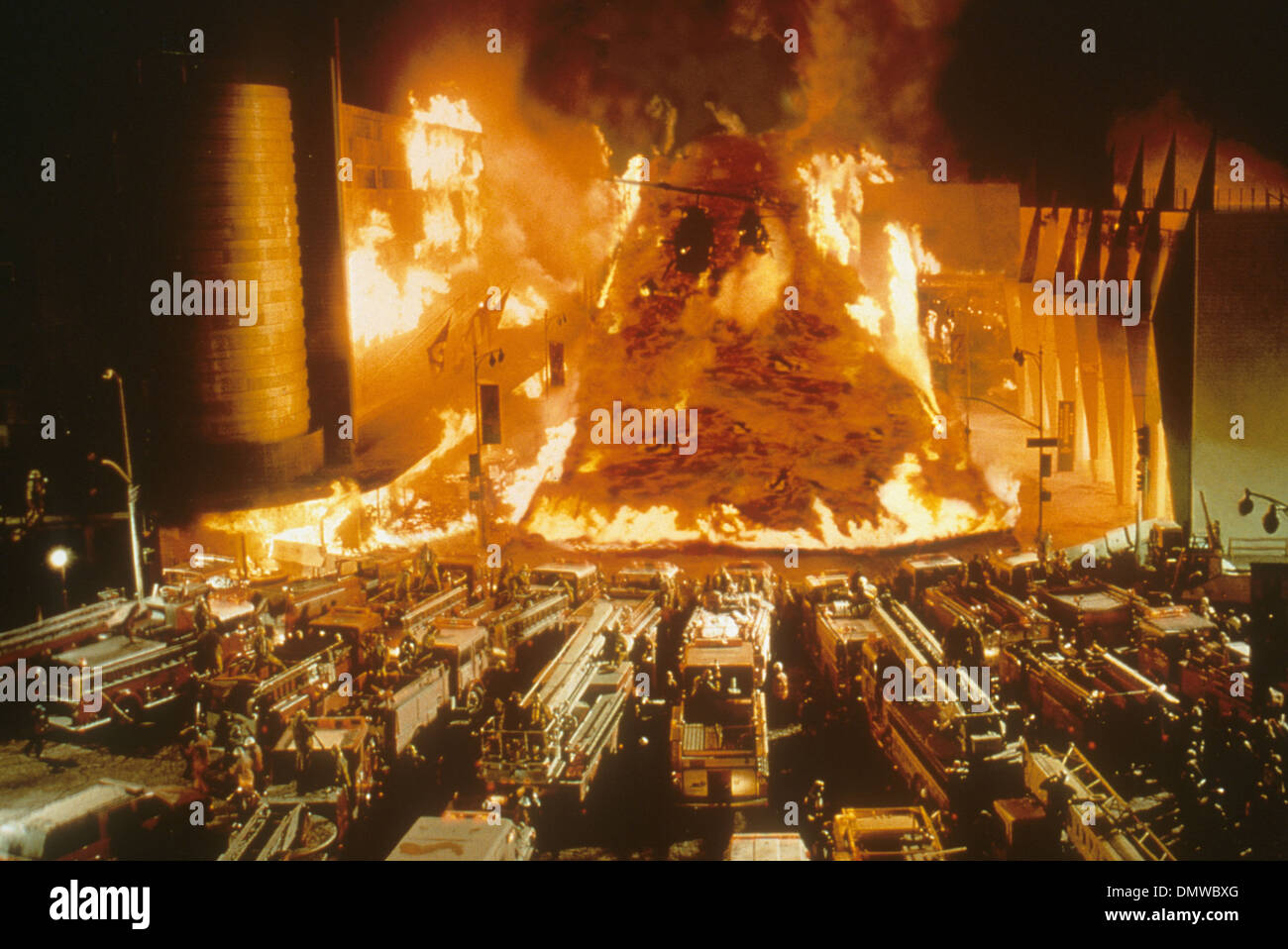Volcán de 1997 20th Century Fox Film Imagen De Stock