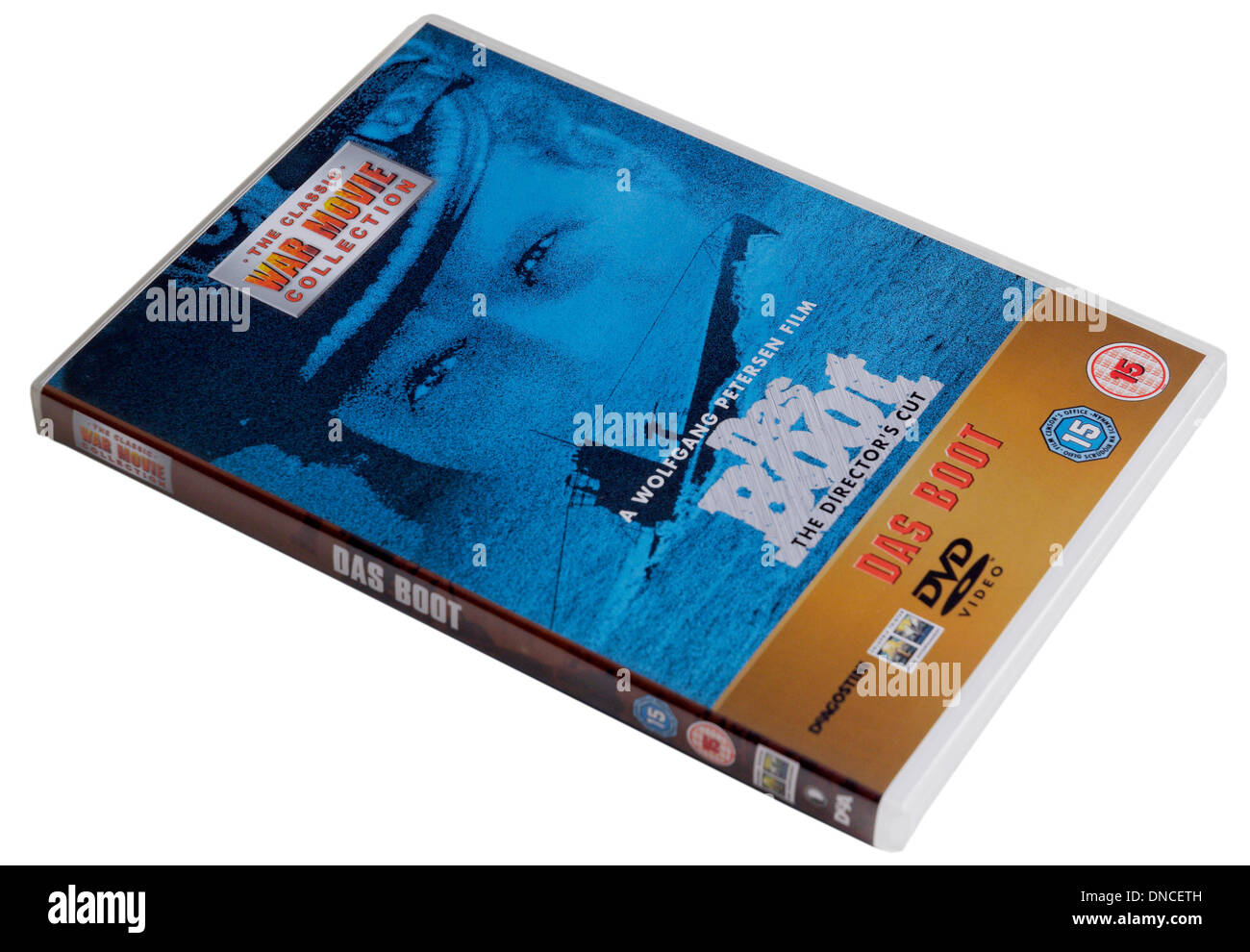 Das Boot DVD Imagen De Stock