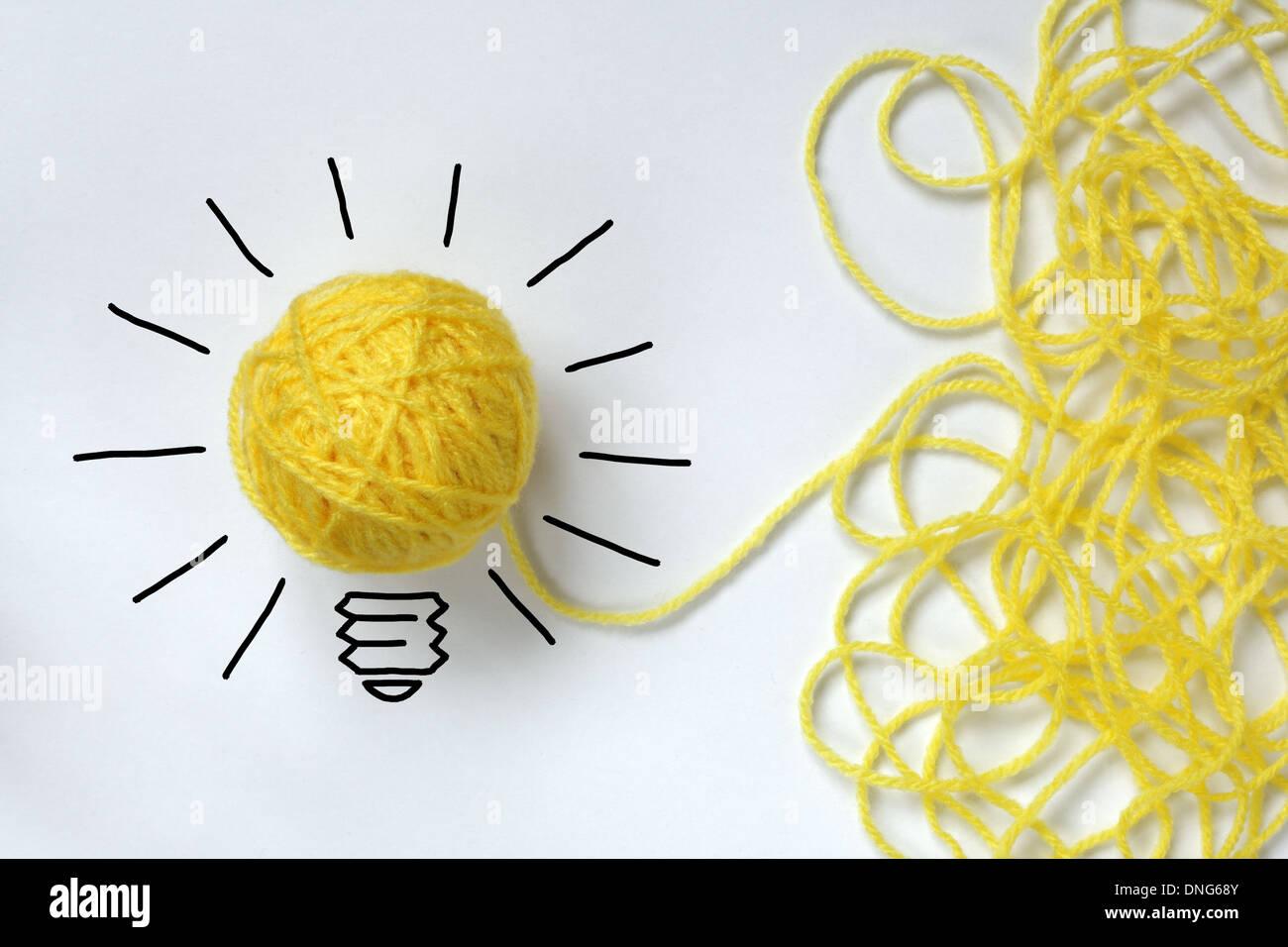 Buena idea Imagen De Stock