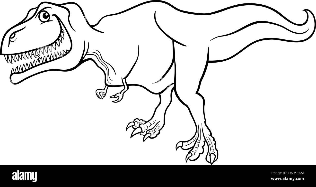Cute Dinosaur T Rex Imágenes De Stock & Cute Dinosaur T Rex Fotos De ...
