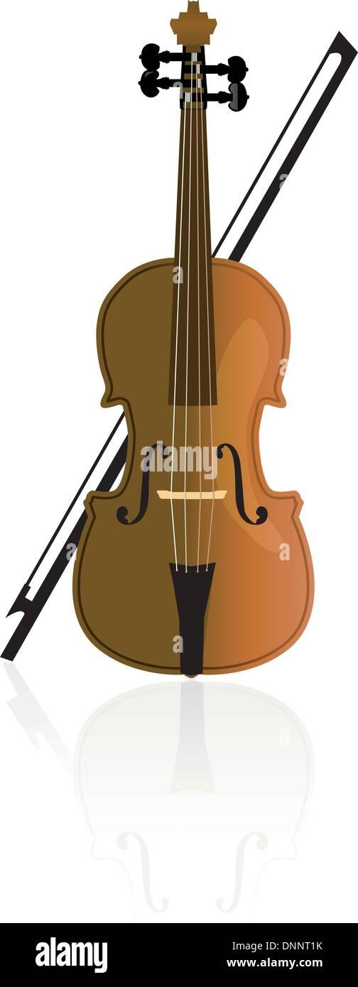 Chelo, violoncello Imagen De Stock