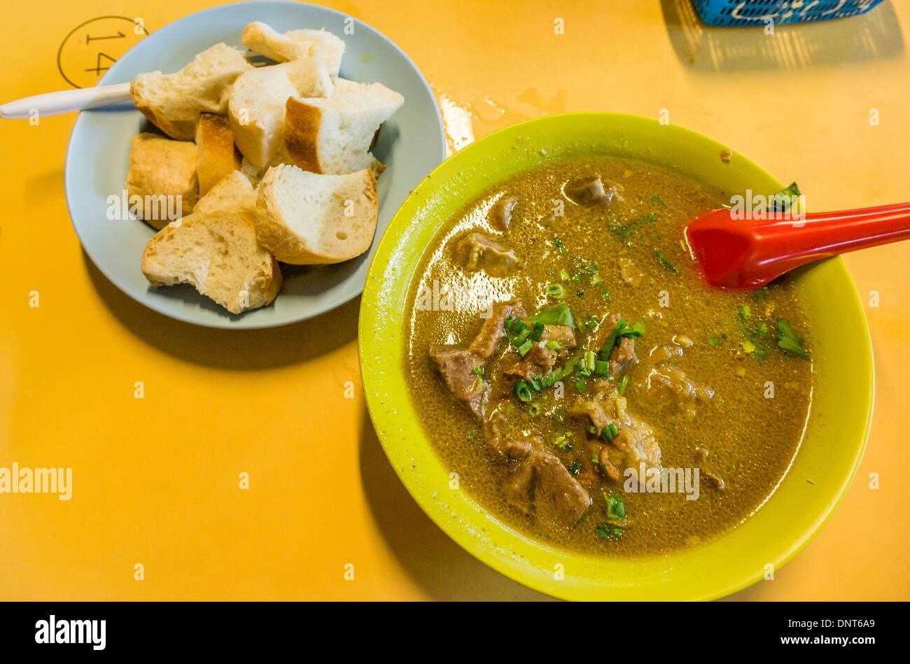 Sopa de cordero Imagen De Stock