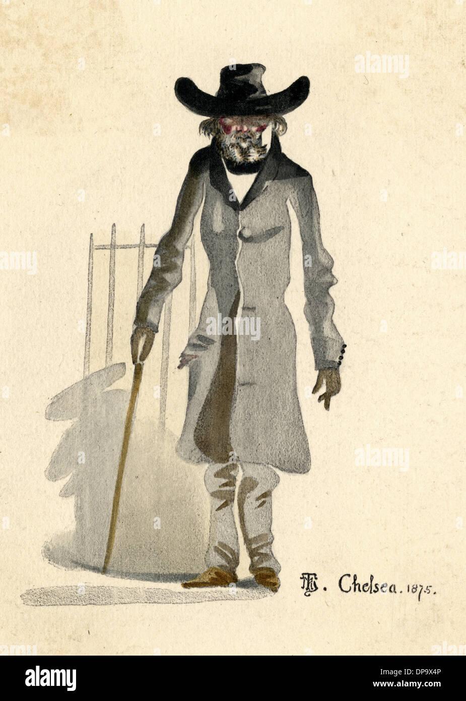 CARLYLE (Cartoon) Imagen De Stock