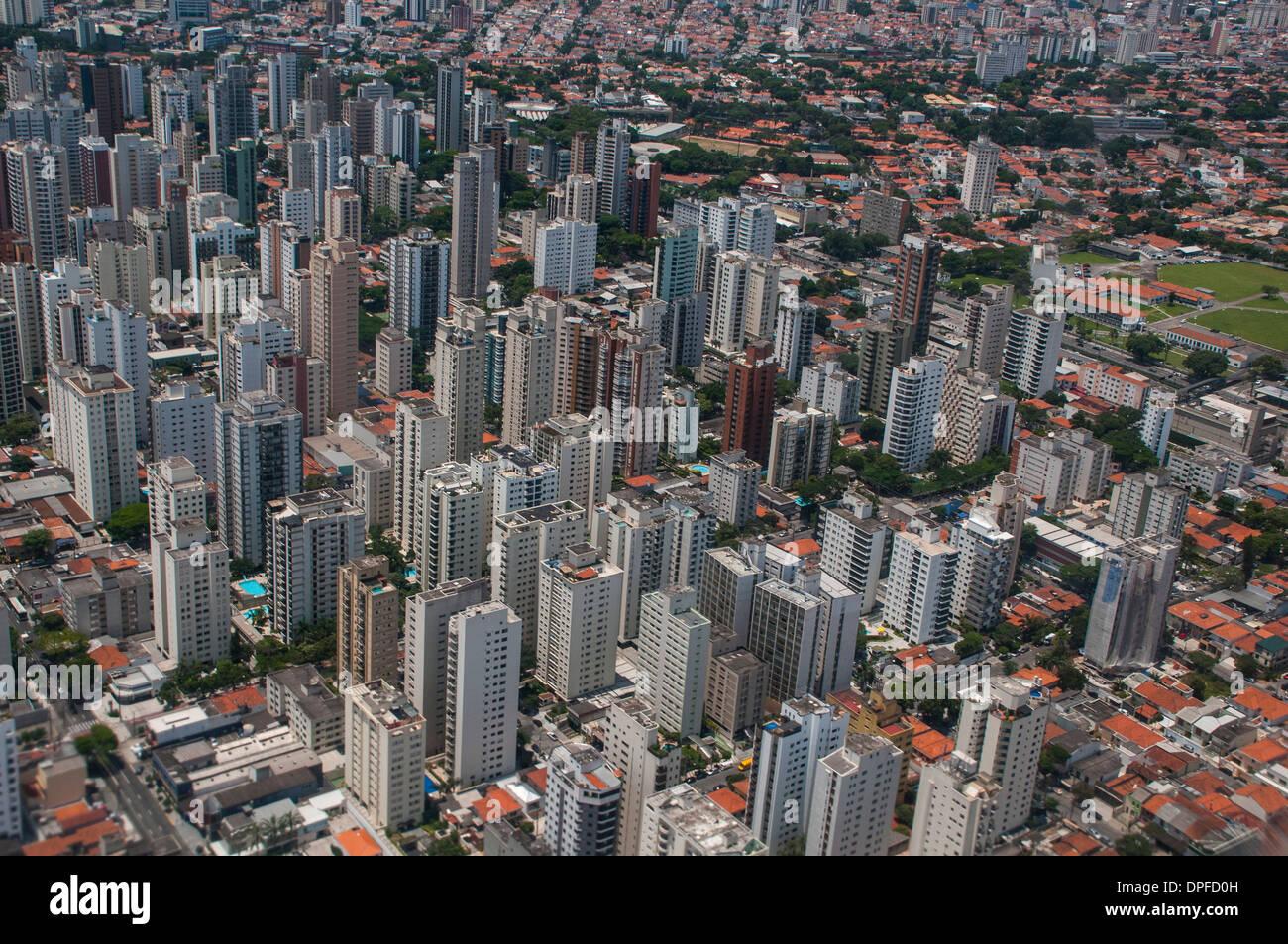 Antena de Sao Paulo, Brasil, América del Sur Imagen De Stock