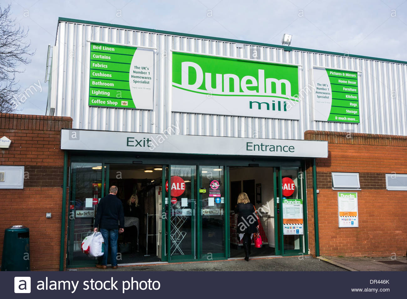 Dunelm Shop Imágenes De Stock & Dunelm Shop Fotos De Stock - Alamy
