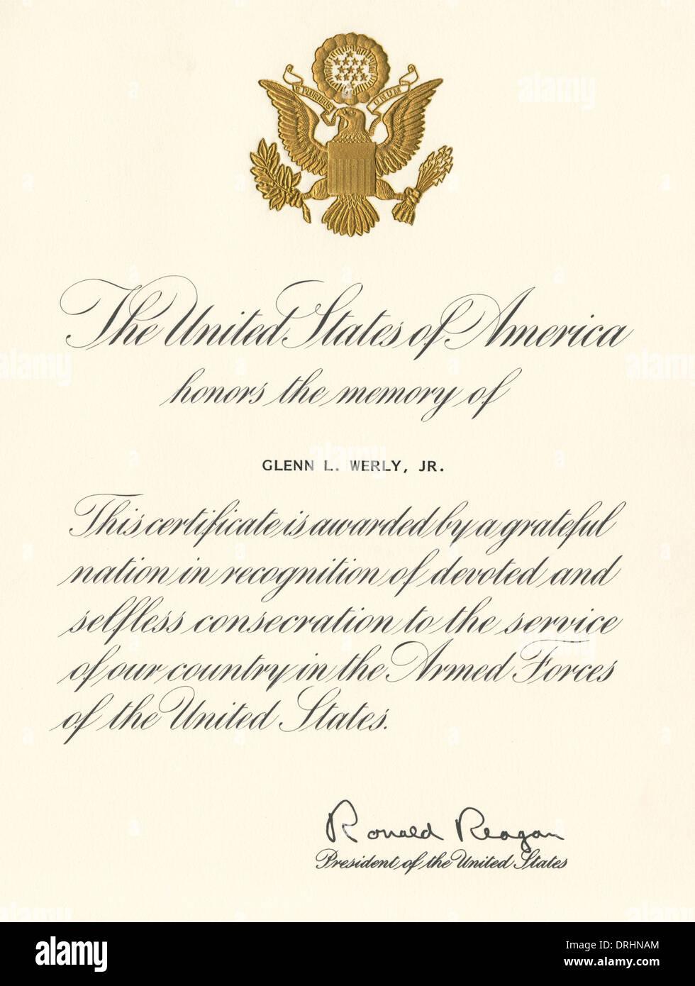 Único Certificado De Nacimiento Del Condado De Ingham Composición ...
