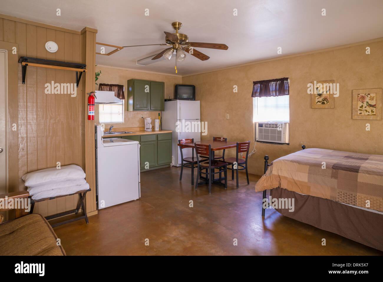 Ee.Uu., Texas, sencillas, rústicas, guest home studio ...