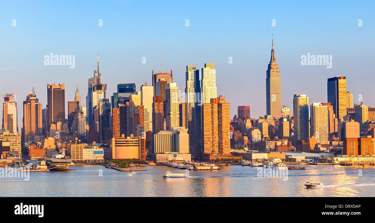 Manhattan Imagen De Stock