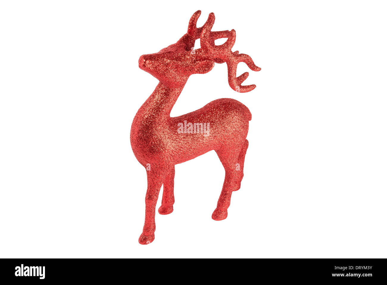 Los renos de Santa Claus para Navidad u otro importante festival ...