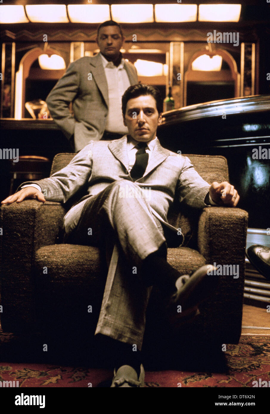 Al Pacino The Godfather Part Ii Imágenes De Stock Al