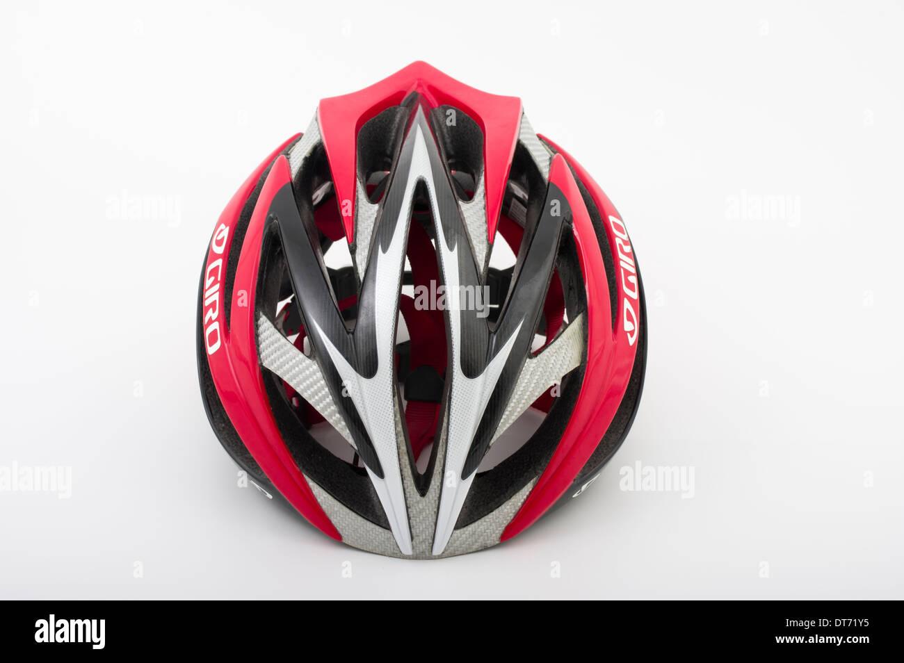 Giro Ionos road race ligero / Ciclismo triatlón casco Imagen De Stock