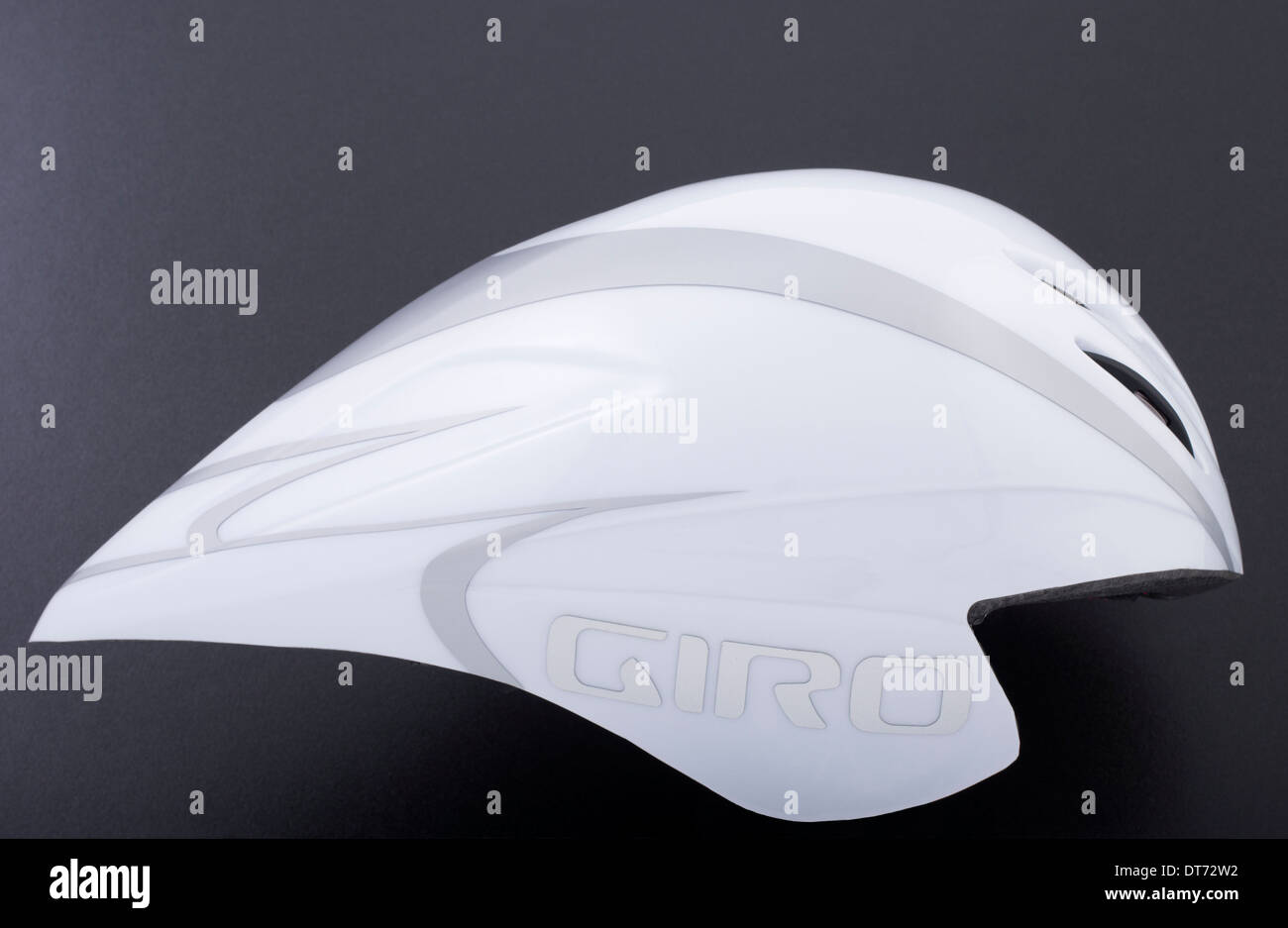 Giro Advantage2 aero road race cycling / triatlón casco Imagen De Stock