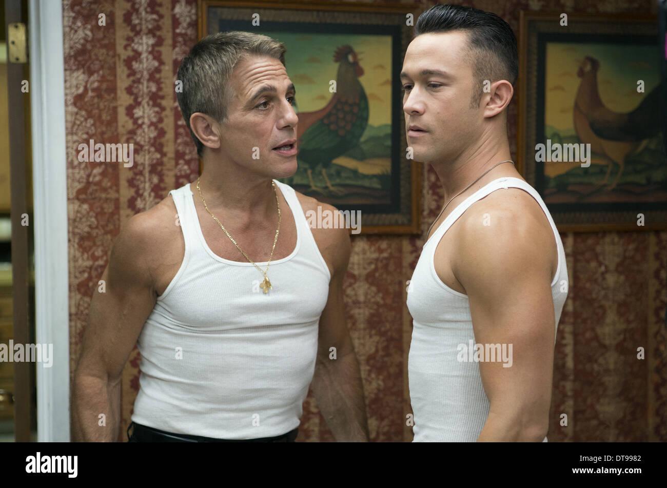 TONY DANZA & JOSEPH GORDON-LEVITT DON JON (2013) Imagen De Stock