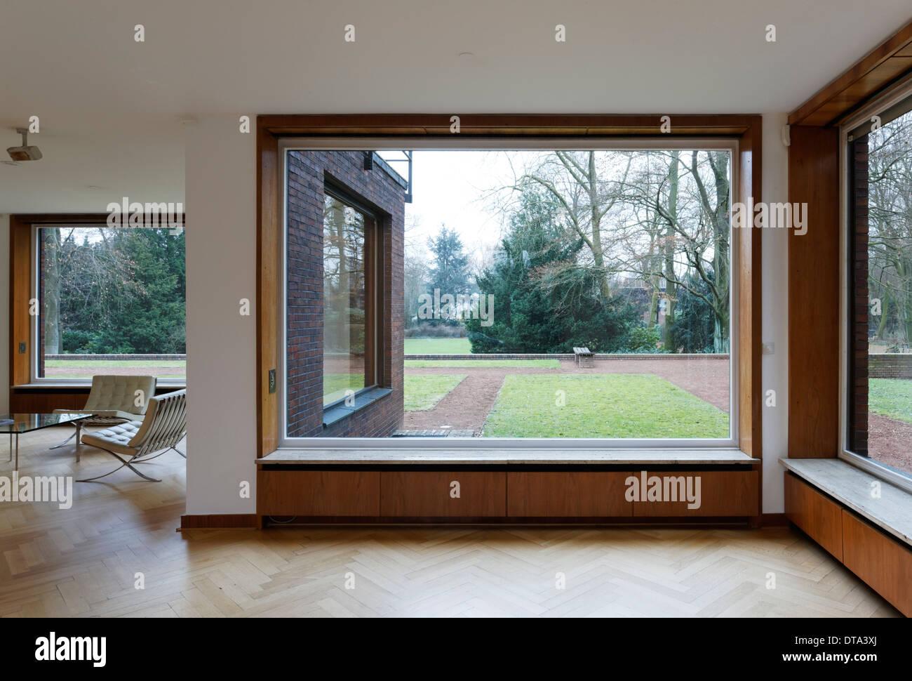 Krefeld Haus Lange Fotos e Imágenes de stock - Alamy